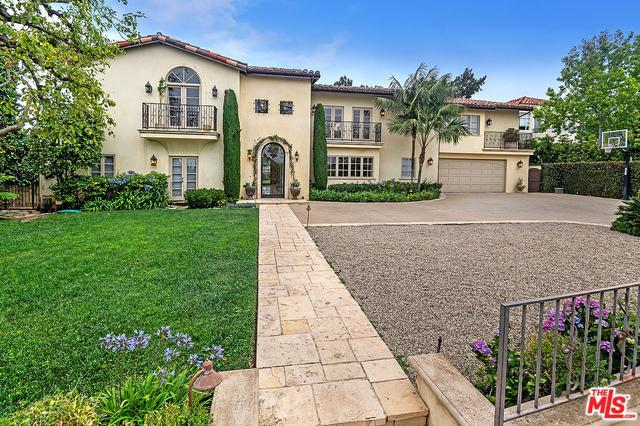 Exceptional Pacific Palisades Lease
