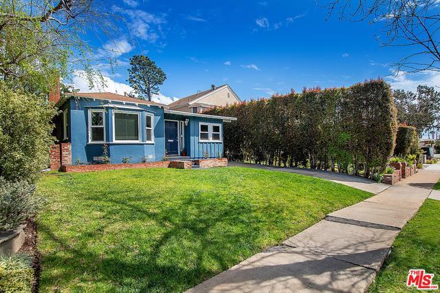 Pacific Palisades Single Story Traditional