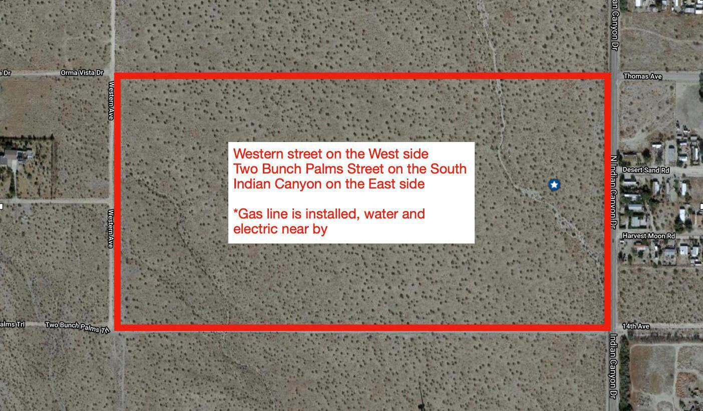 0 N Indian Canyon
