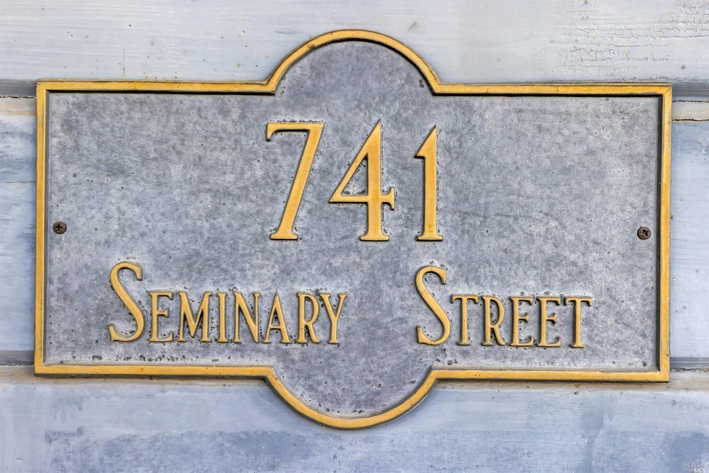 741 Seminary Street