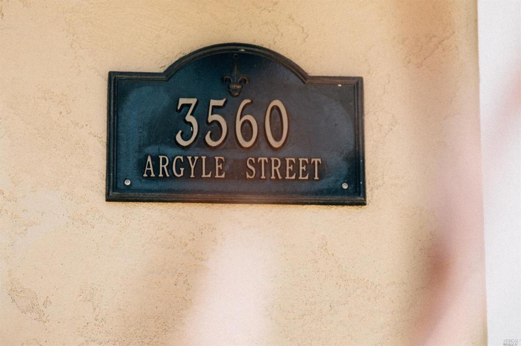 3560 Argyle Street