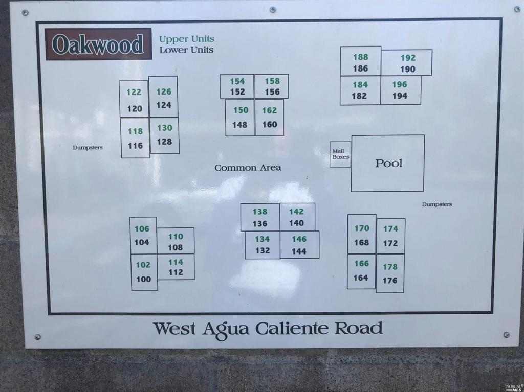 172 West Agua Caliente Road