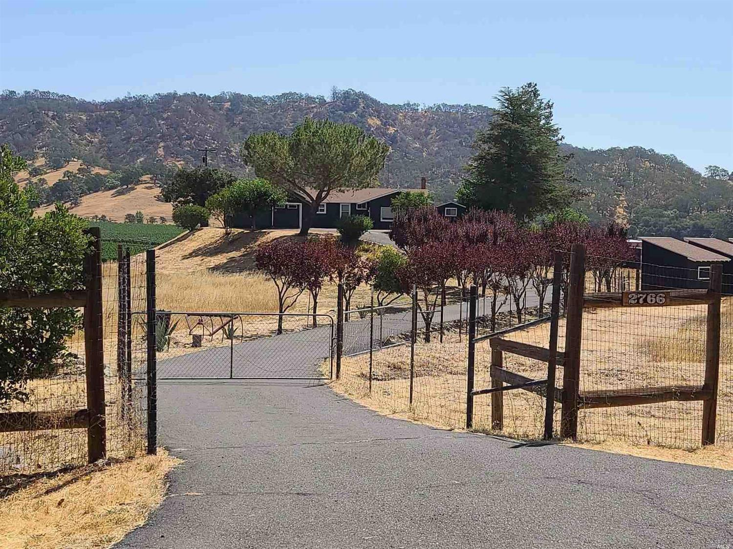 2766 Lower Chiles Valley Road