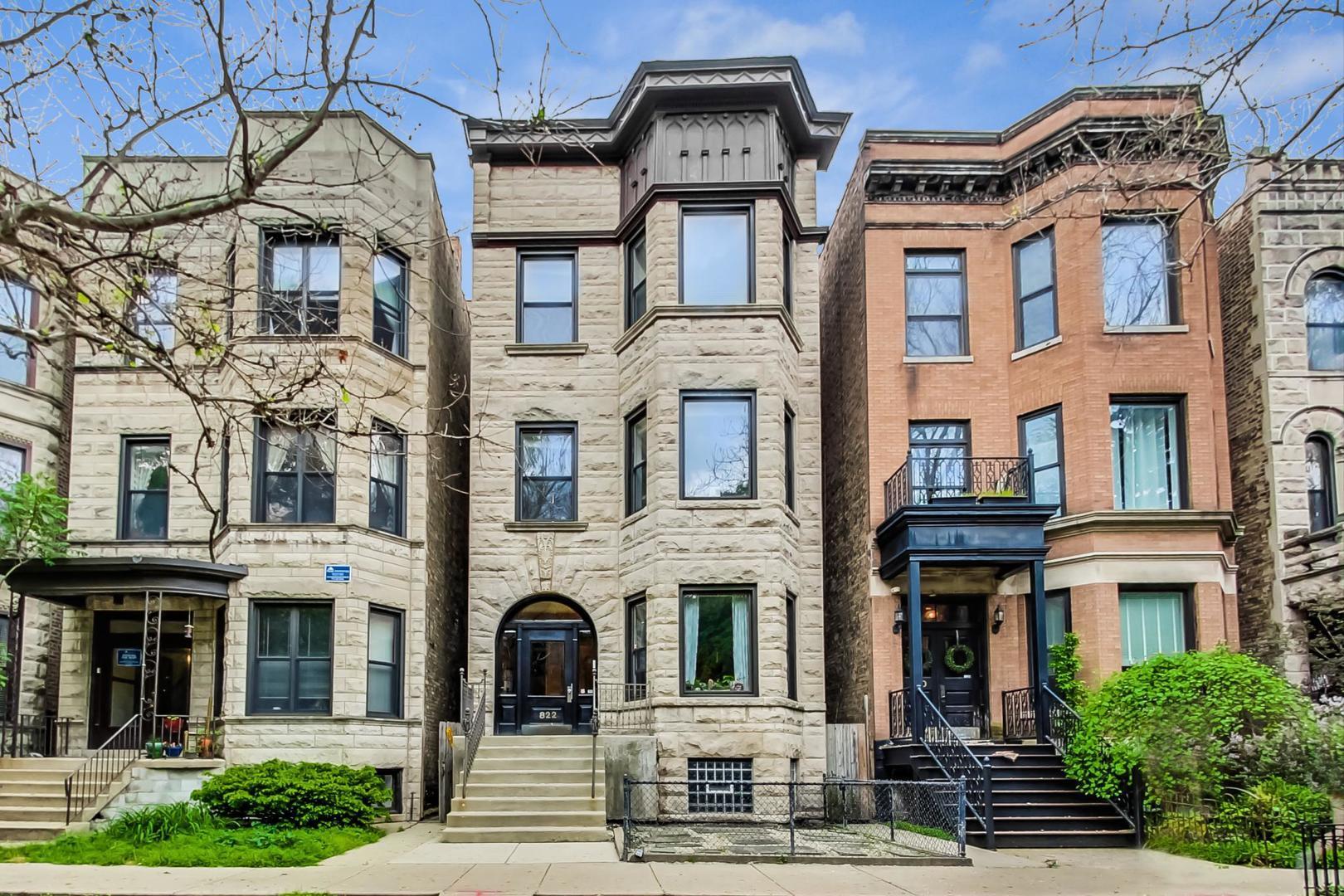 822 W Newport  Avenue, Unit 2 photo