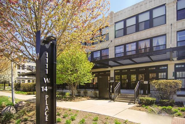 1111 W 14th  Place, Unit 407 photo