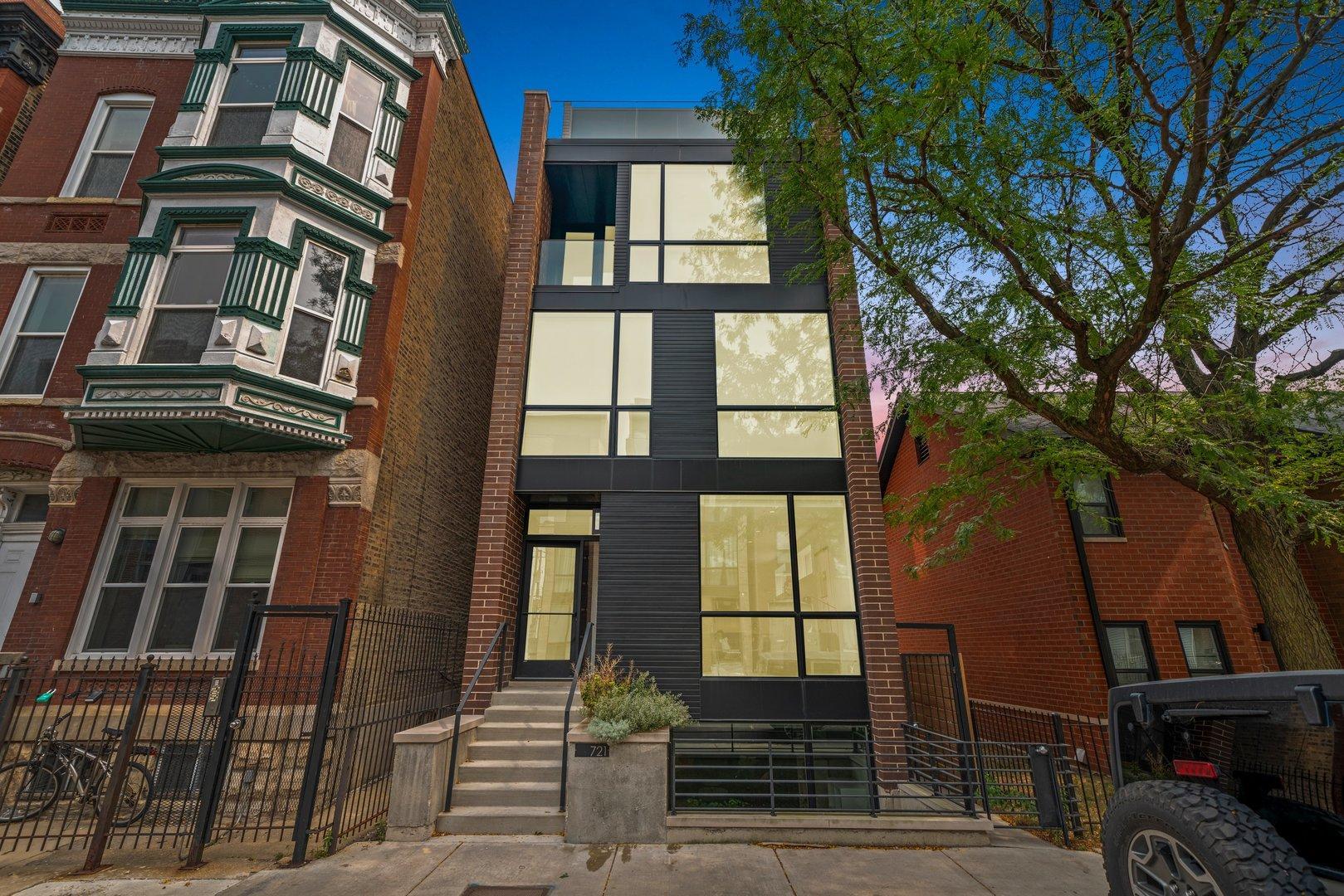 721 N Ada Street , Unit 1 photo