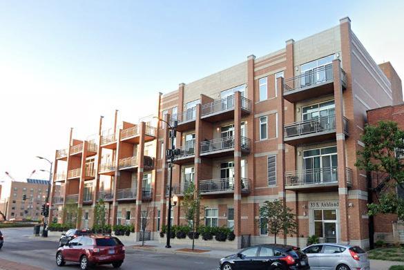 33 S Ashland  Avenue, Unit 313 photo