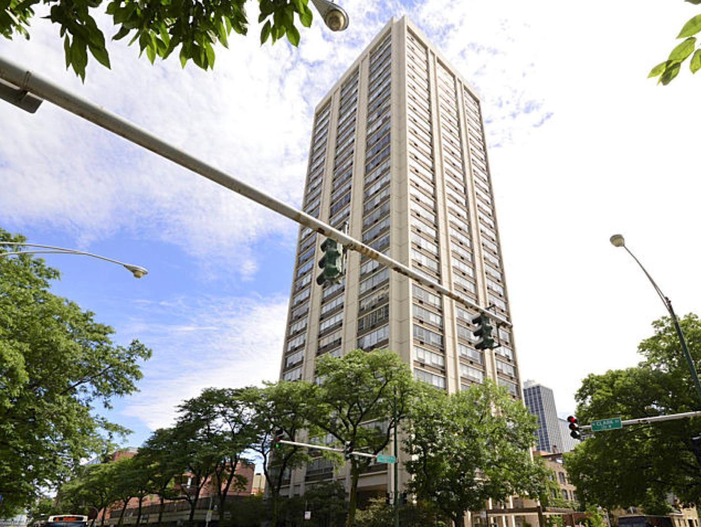 70 W Burton  Place, Unit 1206 photo