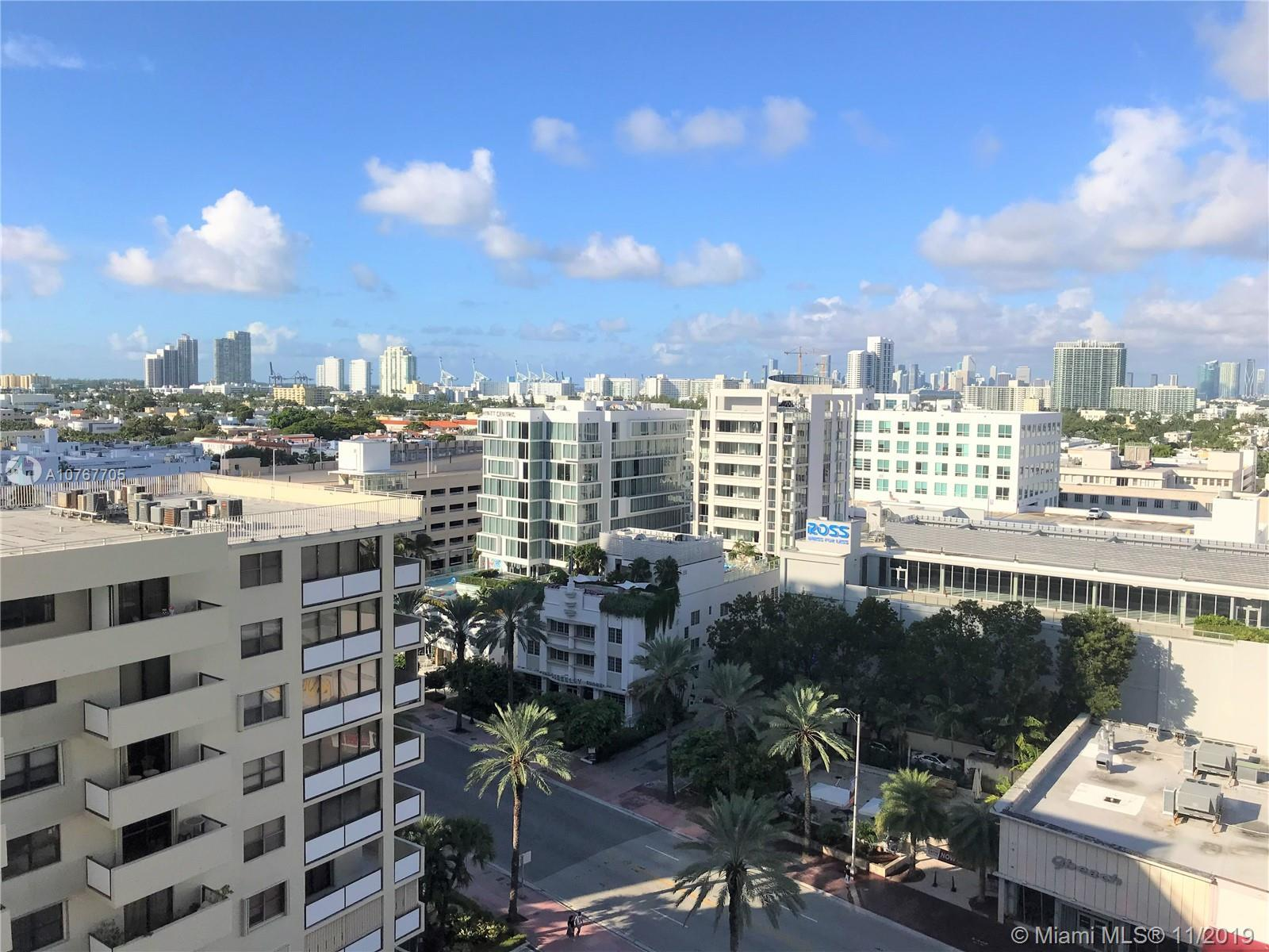 100 Lincoln Rd Unit: 1218