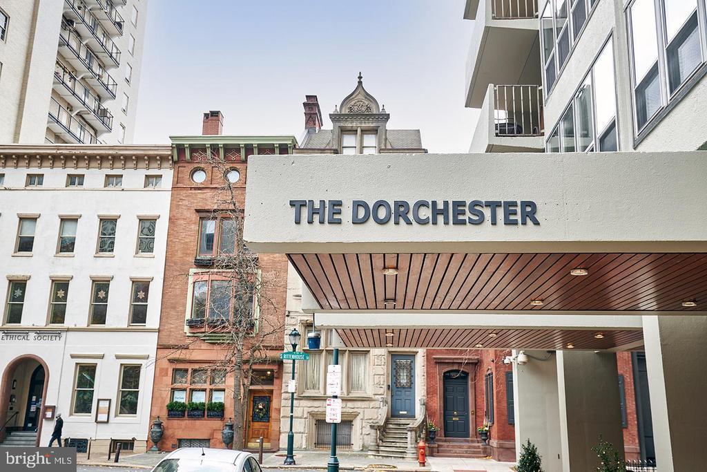 The Dorchester photo
