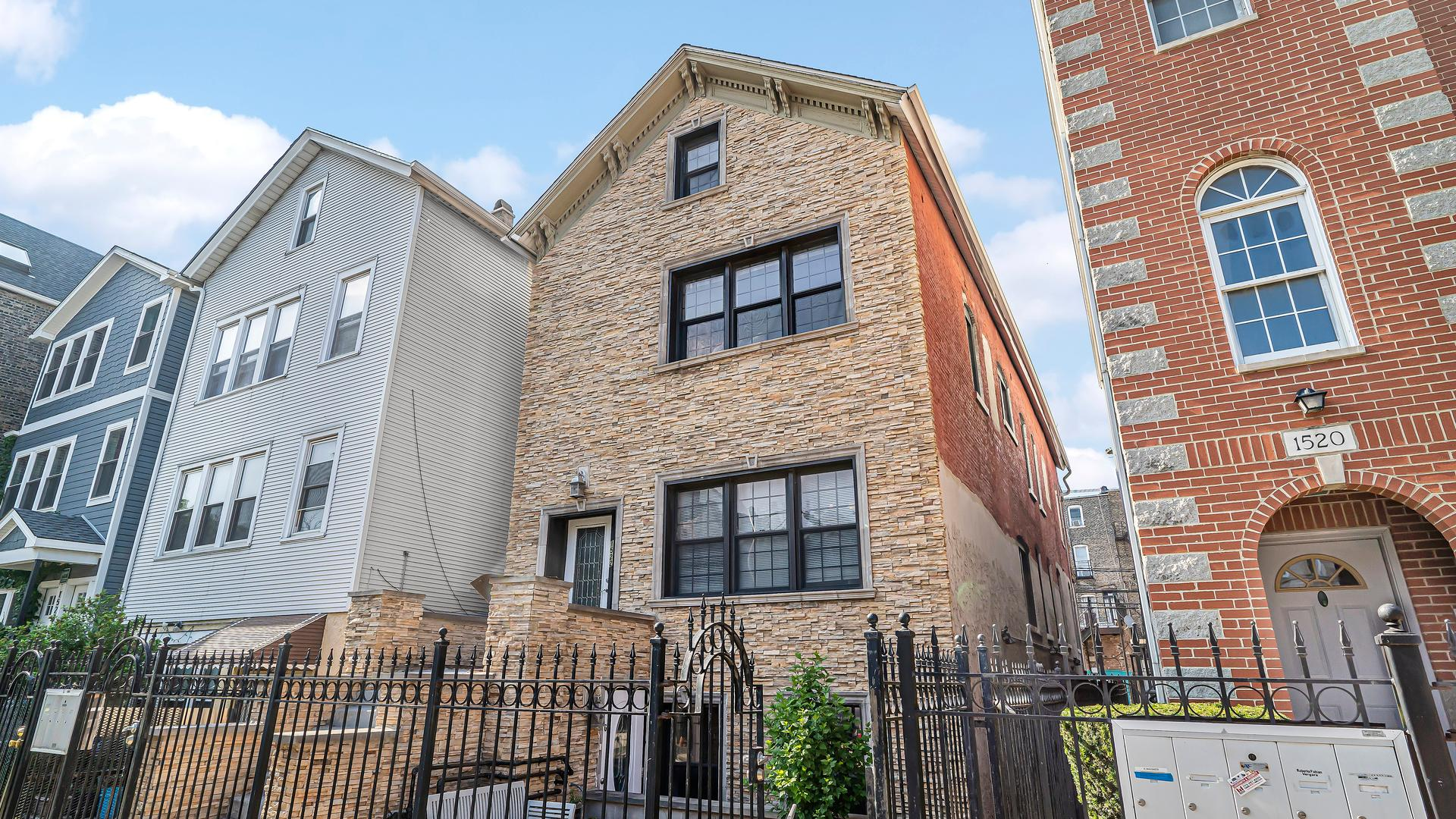 1522 W Superior  Street, Unit 1