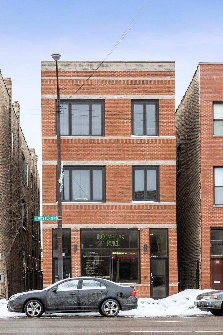 2050 N WESTERN  Avenue, Unit 3W photo
