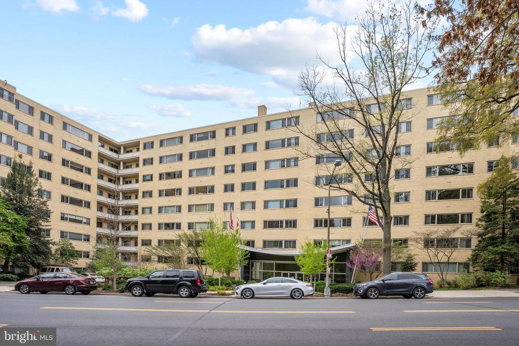 4600 CONNECTICUT AVE NW #728 photo