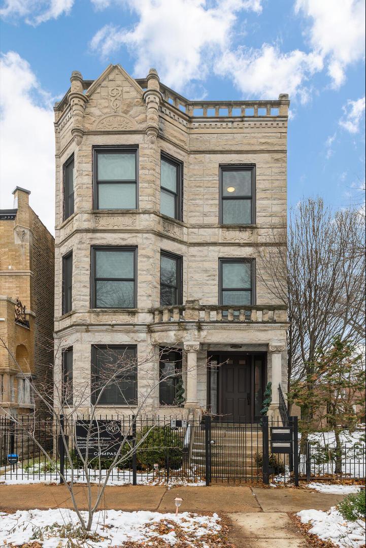 1048 N HOYNE  Avenue, Unit 1 photo