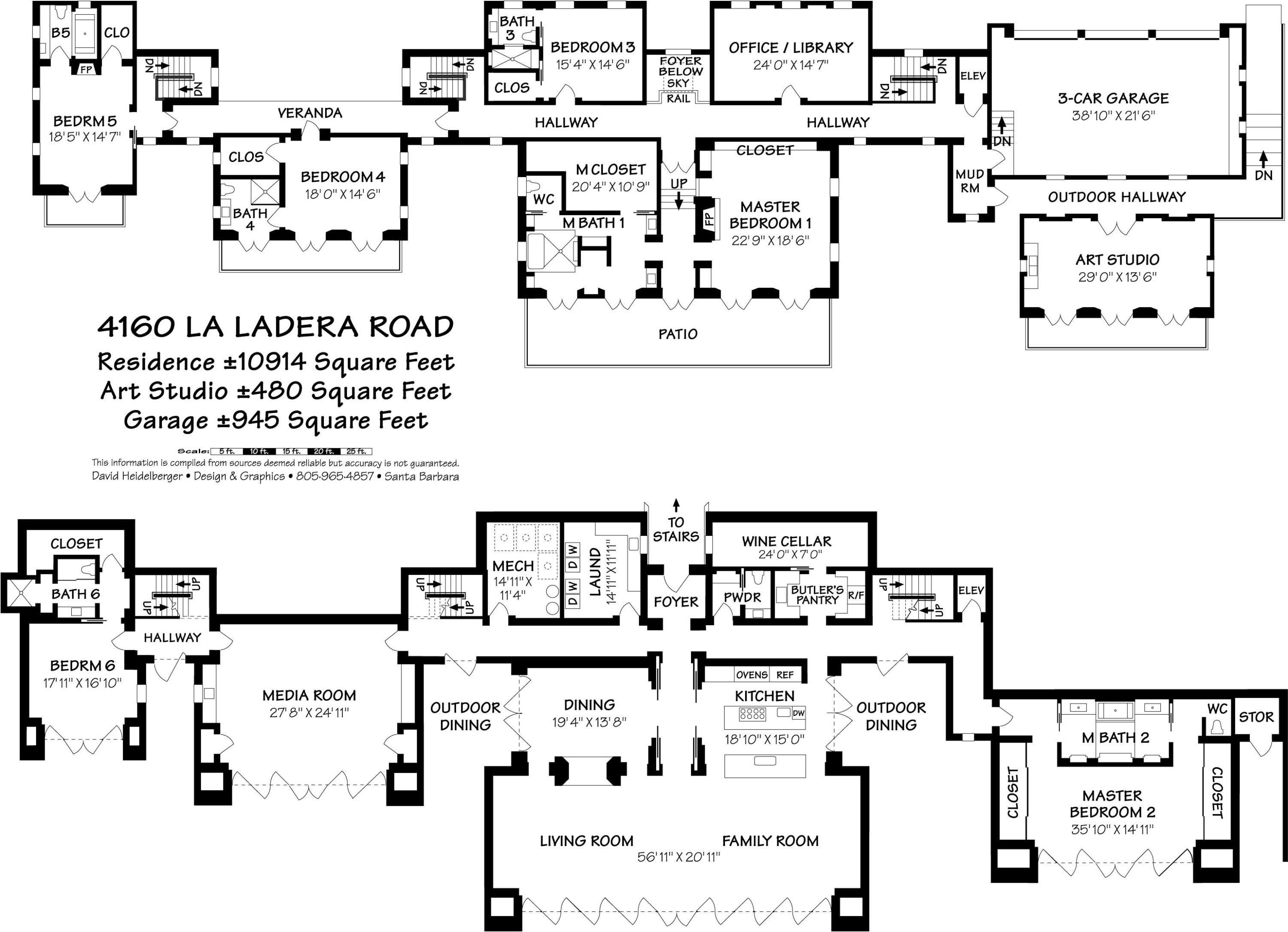 4160 La Ladera Rd