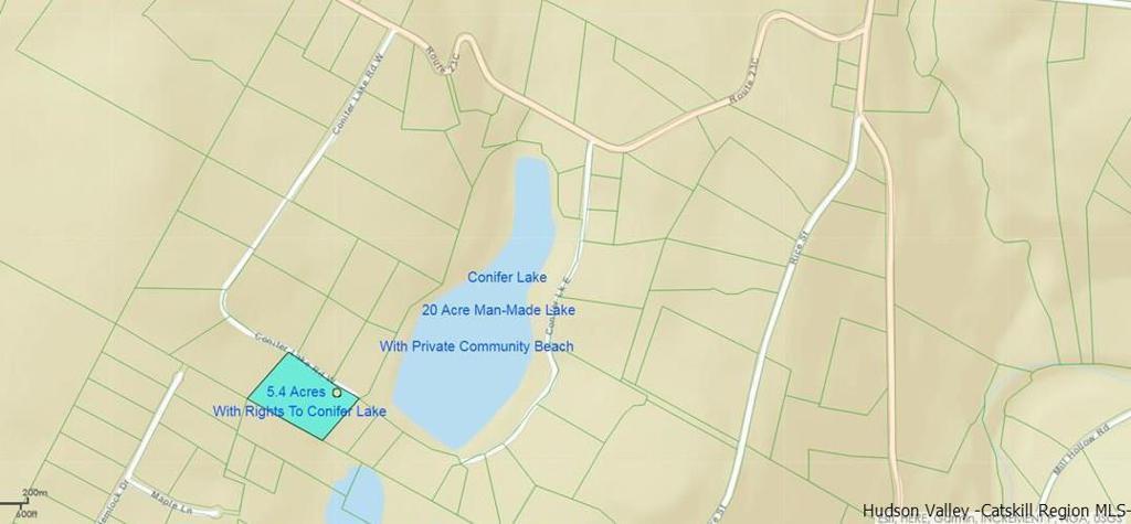 222 Conifer Lake West