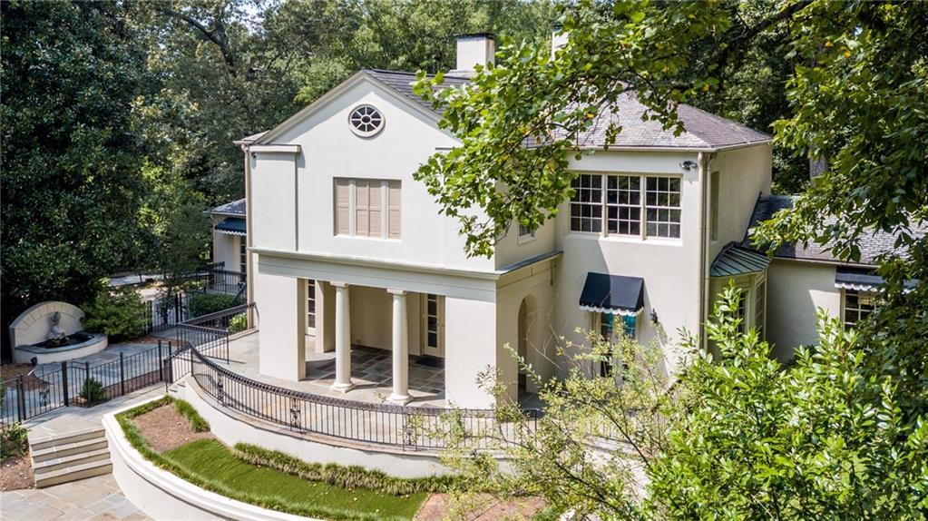 1154 W Paces Ferry Road