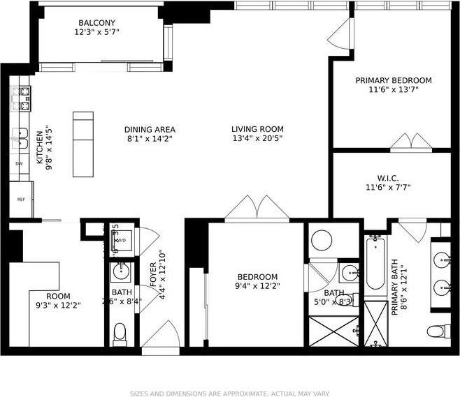 1820 Peachtree Street Unit: 903