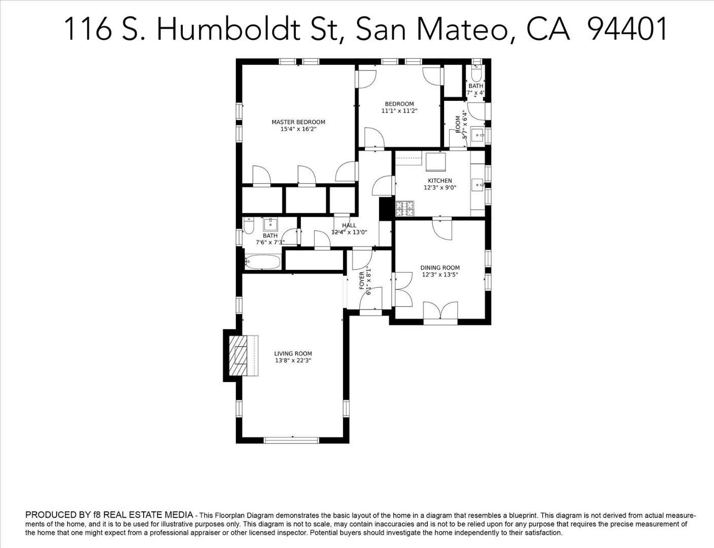 116 S Humboldt ST