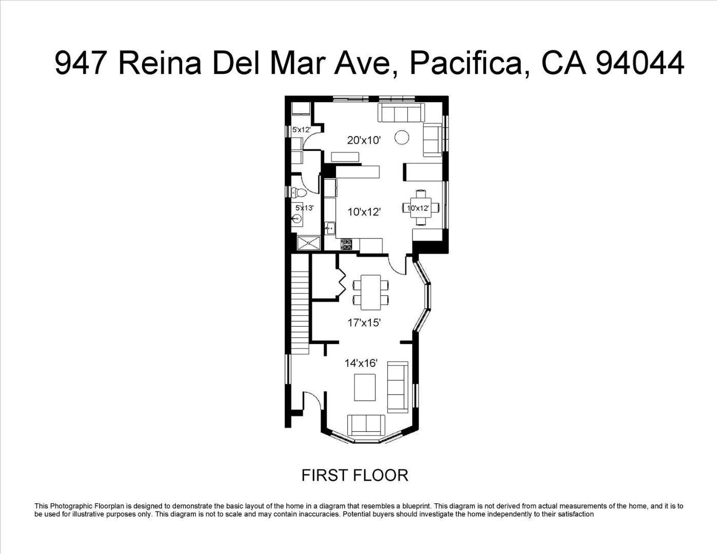 947 Reina Del Mar AVE