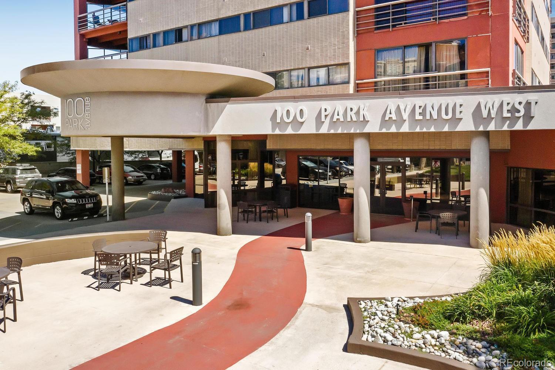 100 Park Avenue Unit: 505