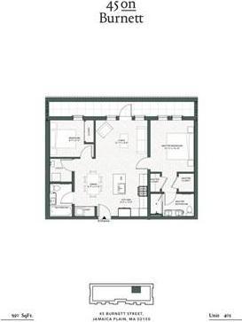 45 Burnett St Unit: 405 preview
