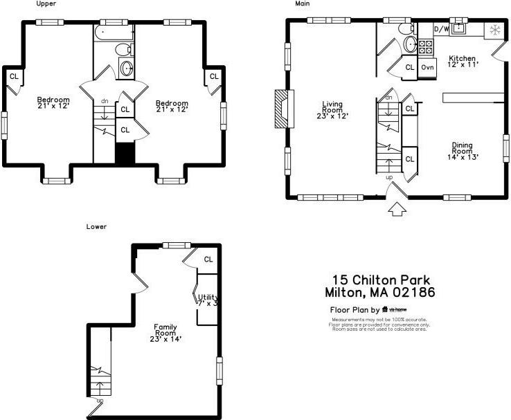 Milton 2BR Single Family with Large Yard preview