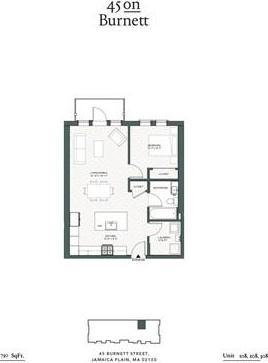 45 Burnett St Unit: 308 preview