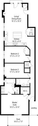 2242 W Belmont  Avenue, Unit 3E preview