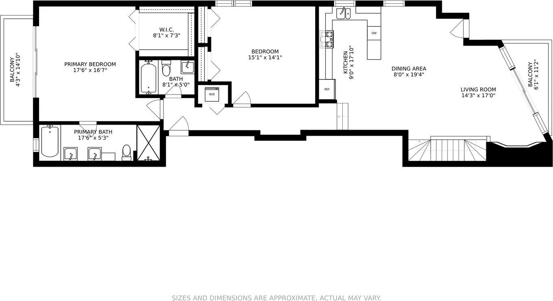 1360 W Hubbard Street Unit: 1E photo