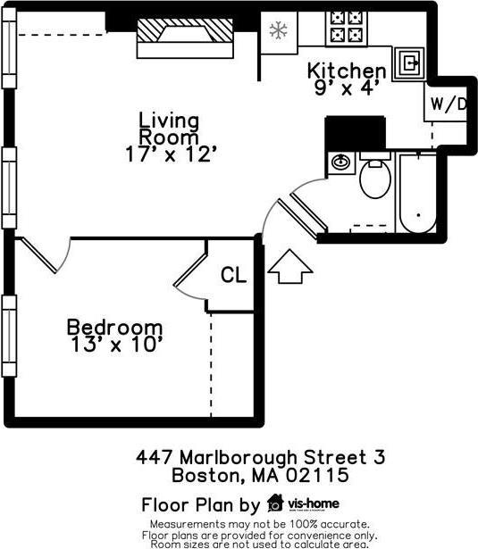 447 Marlborough St Unit: 3 photo