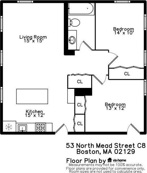 53 N Mead St Unit: C8 photo