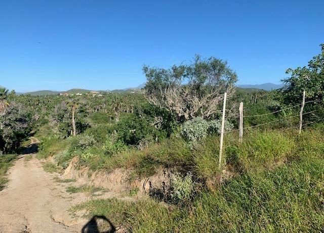 Camino La Poza