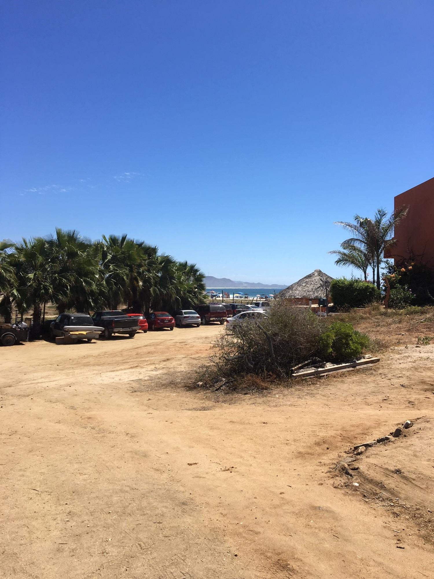 Commerical Beach Access  Lot