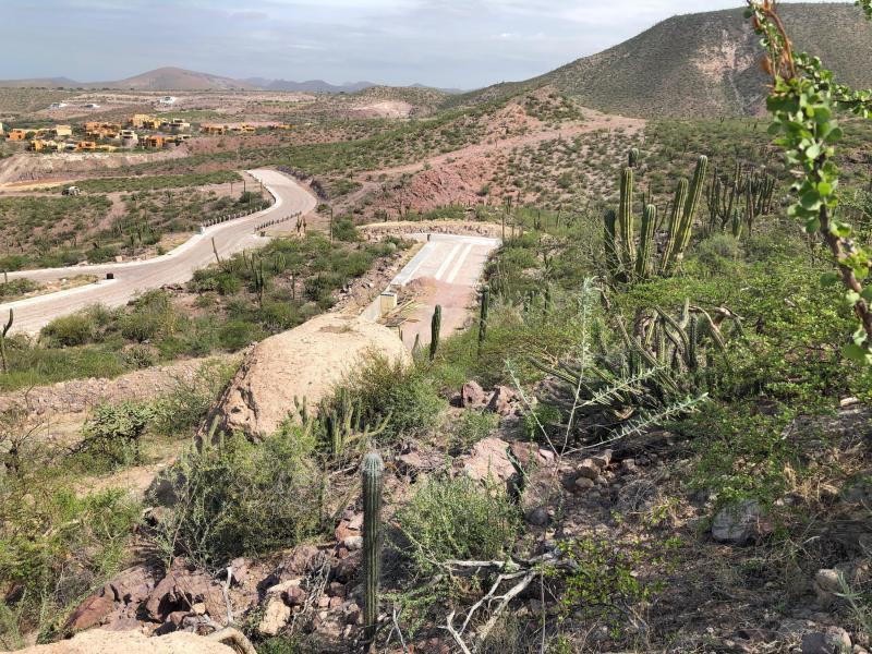 Bahia Pichilingue Pedregal de La Paz