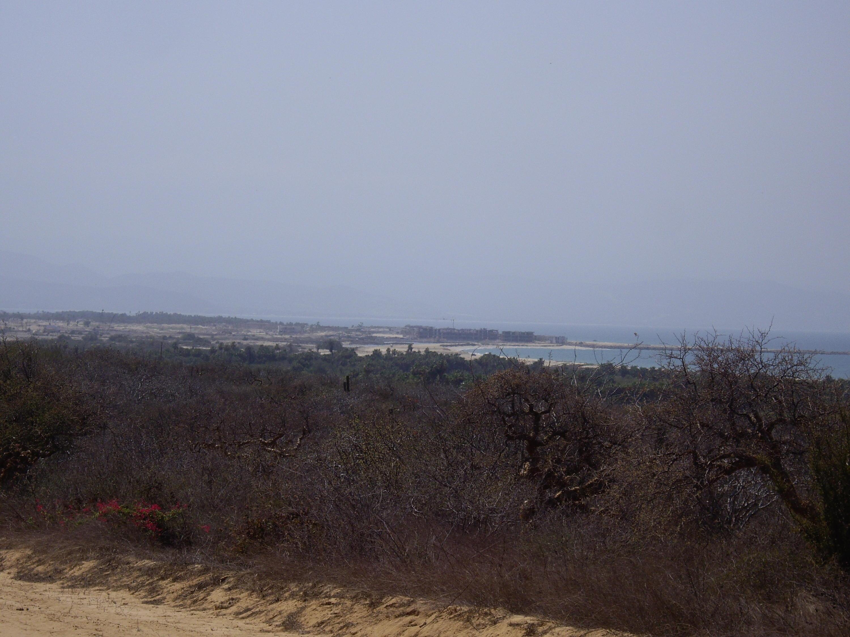 Corner of Pez Espada Baja Sur
