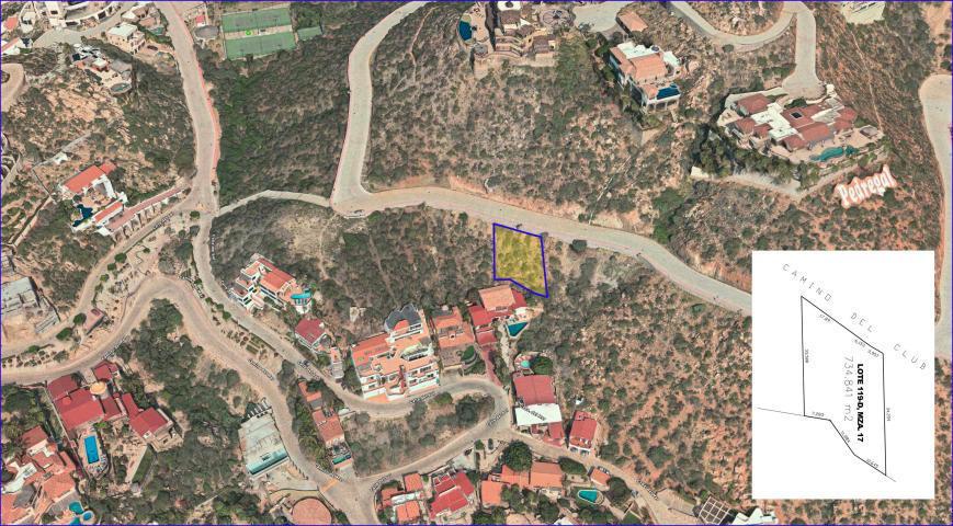 Lot 119-D Camino del Club CP 23454