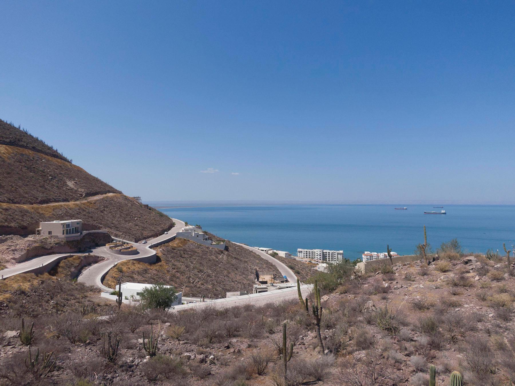 Camino de la Cantera Pedregal La Paz