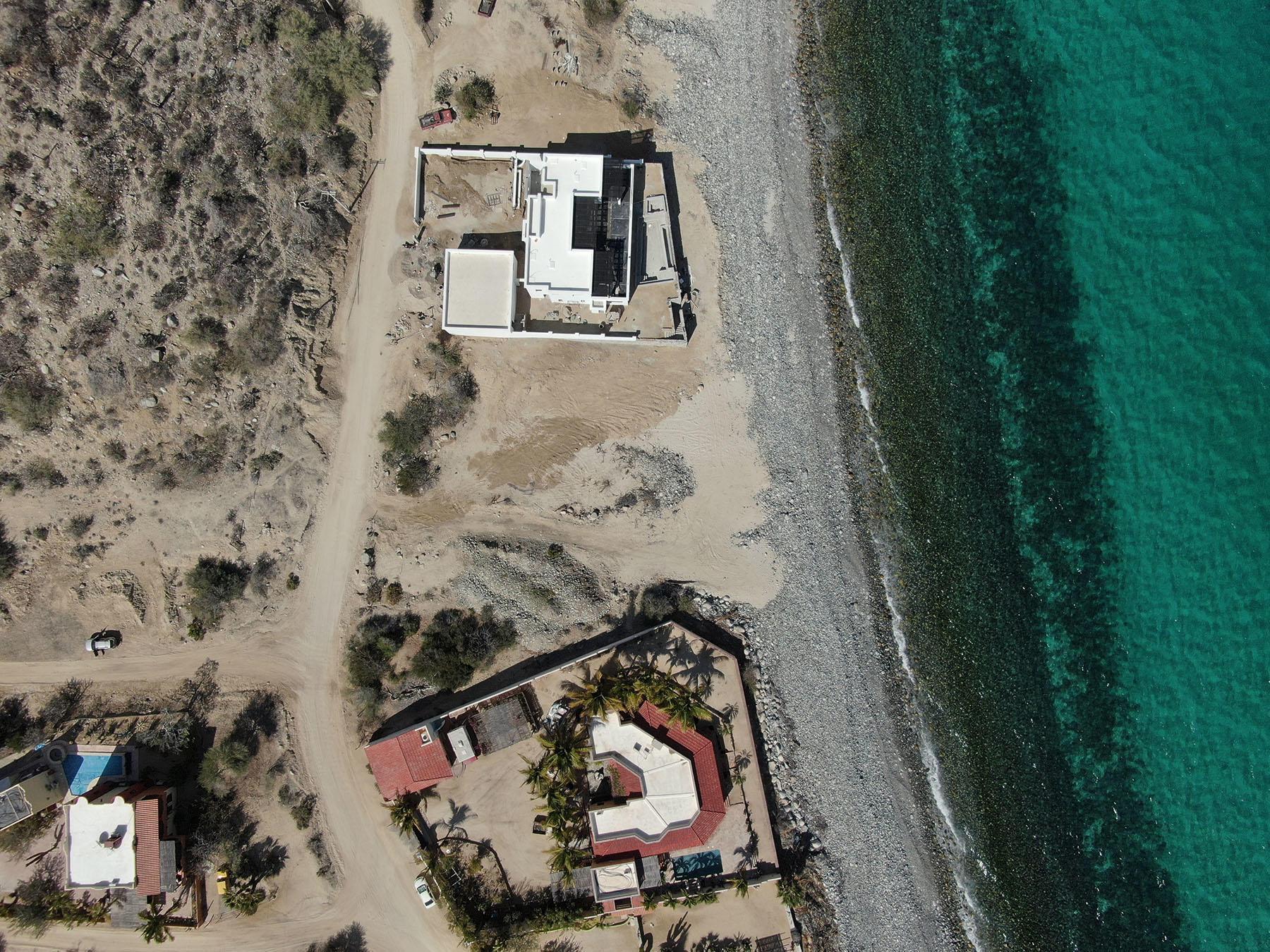 Costa Azul Beachfront lot