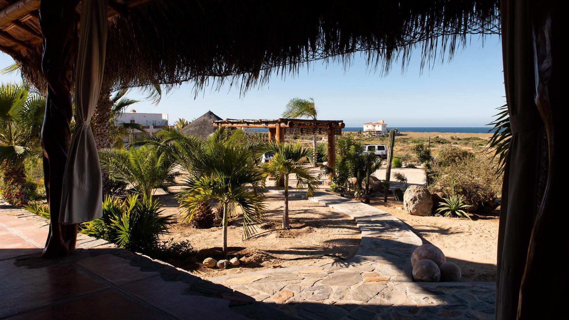 Hacienda Melaza Todos Santos