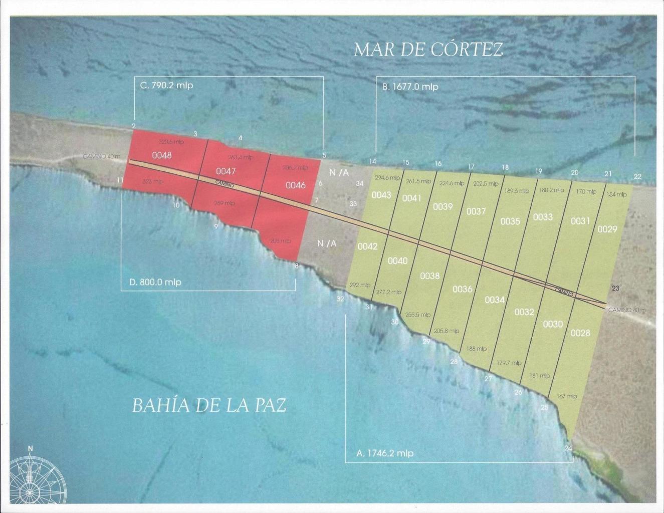 Lote 43 Hwy La Paz-Sn.Juan de la Costa