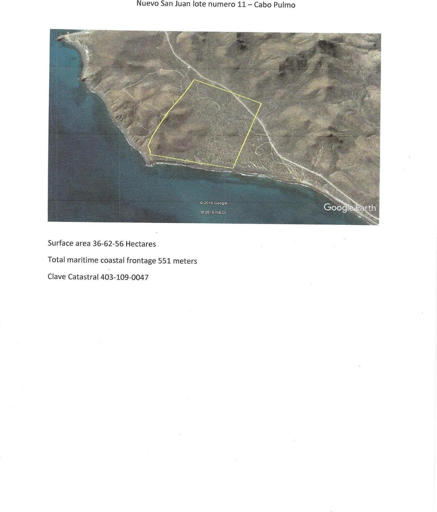 Cabo Pulmo Marine Park RD.