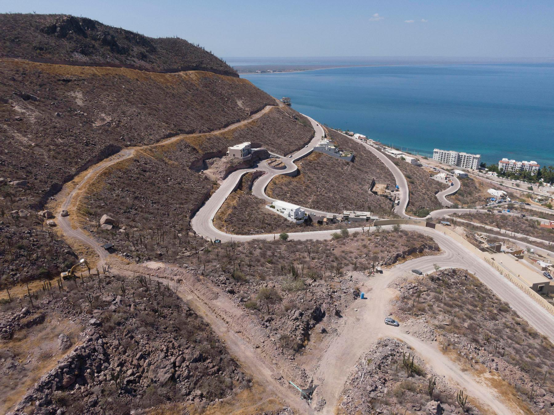 Camino de La Grava Pedregal La Paz