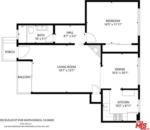 832 Euclid Street Unit: 108 preview