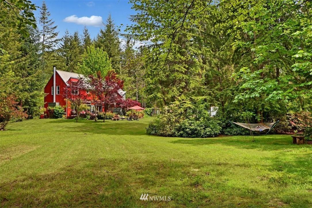 Fall City Farmhouse photo