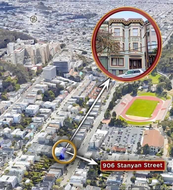 906 Stanyan Street photo