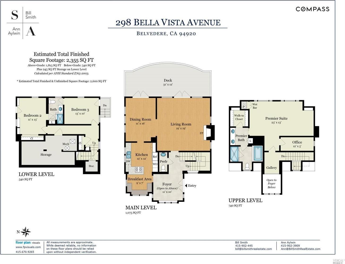 298 Bella Vista Avenue photo