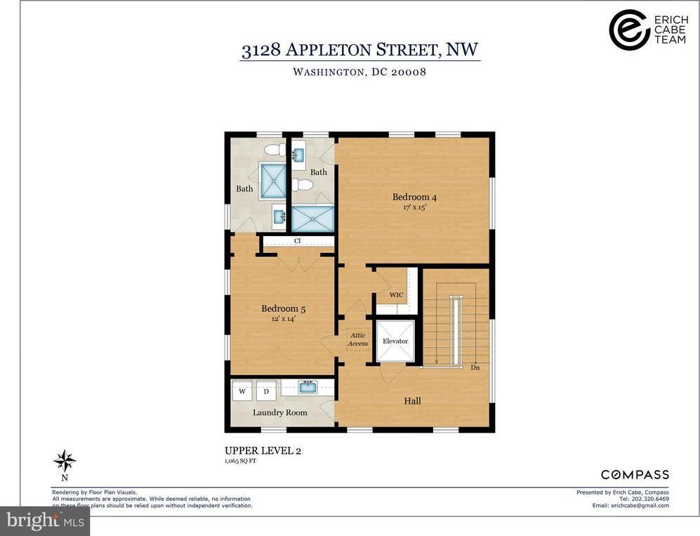 3128 APPLETON STREET NW photo