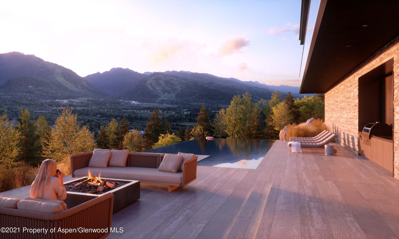 Horizon House on Red Mountain