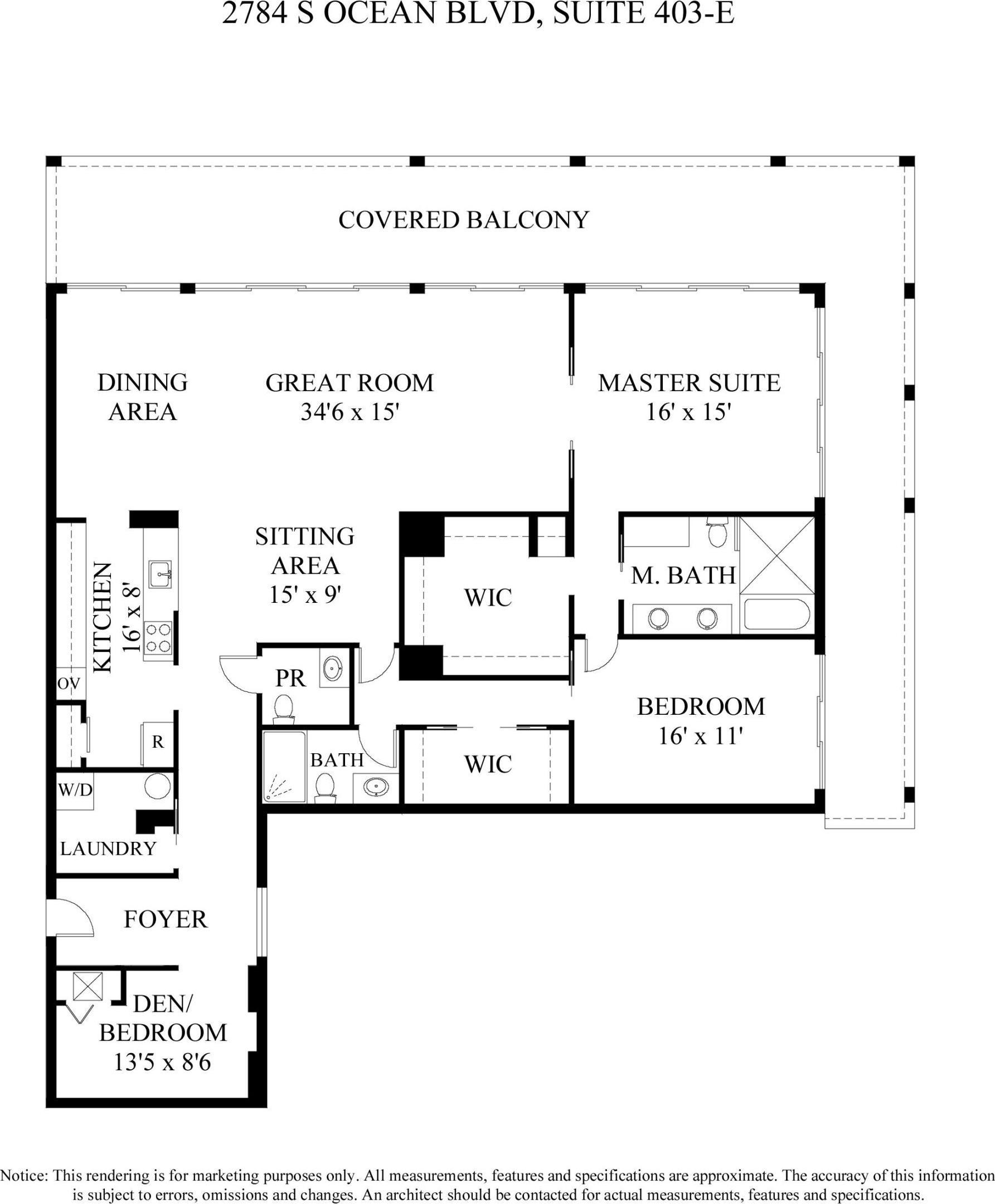 2784 S Ocean Boulevard Unit: 403e